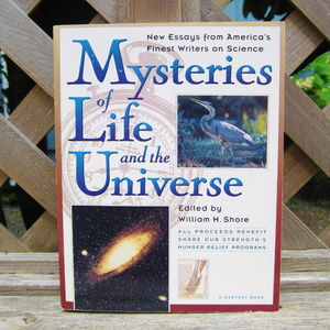 Mysteries of Life and Universe-Science Essays Book